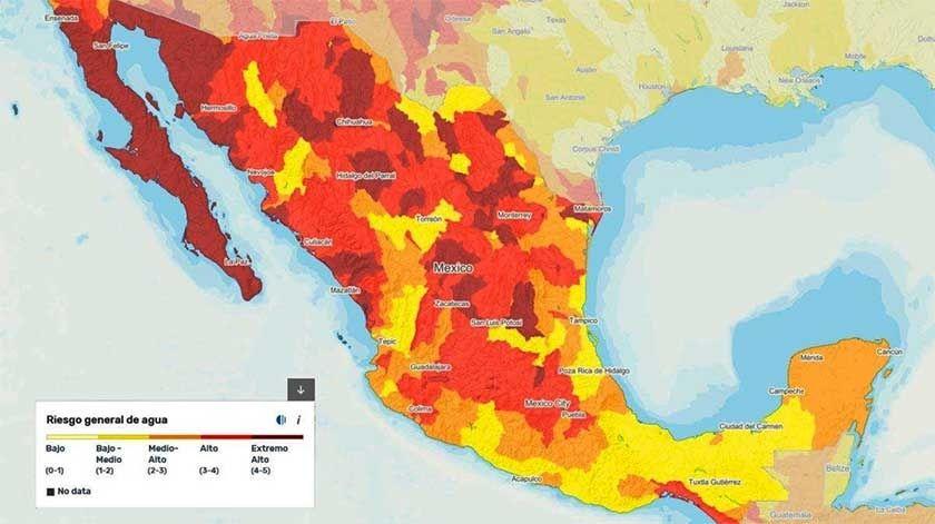 """Guanajuato se acerca al """"Día Cero"""" por crisis de agua"""
