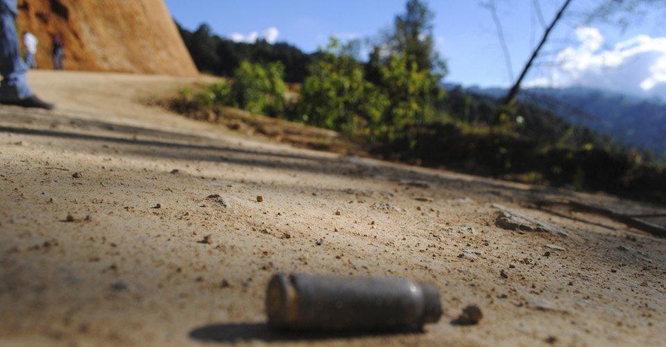 A cinco meses de acuerdos, gobierno no ha cumplido con nuestra seguridad: desplazados de Guerrero