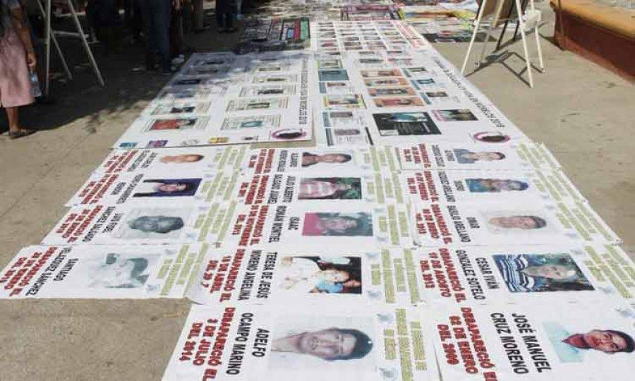 Advierten familiares que no se callarán y seguirán en busca de sus desaparecidos (Guerrero)