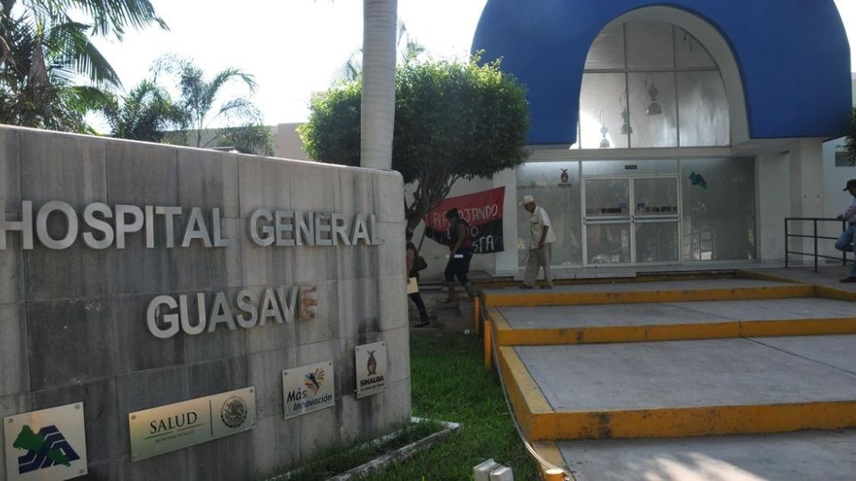 Sindicato del Hospital General exige apertura de áreas nuevas (Sinaloa)