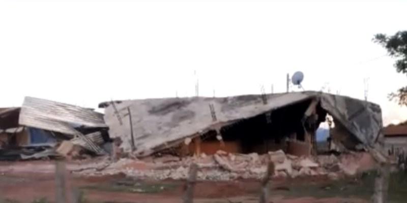 Se van 15 familias de Santa Teresa, Coyuca de Catalán, debido a la violencia(Guerrero)