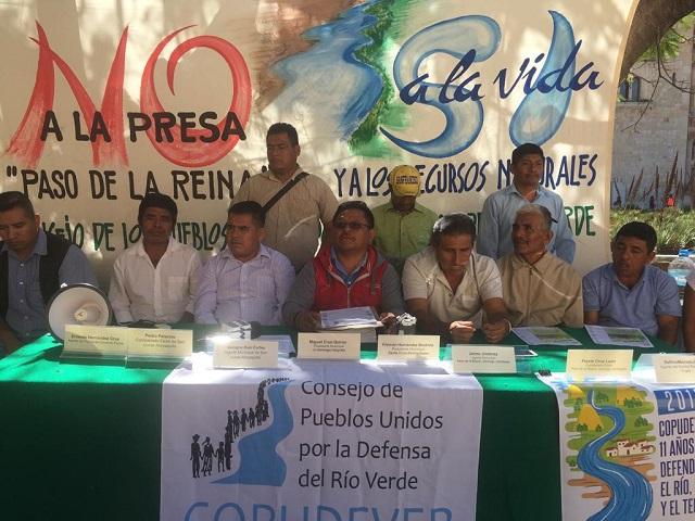 Traiciona López Obrador a Chatinos y Mixtecos al pretender imponer proyecto hidroeléctrico (Oaxaca)