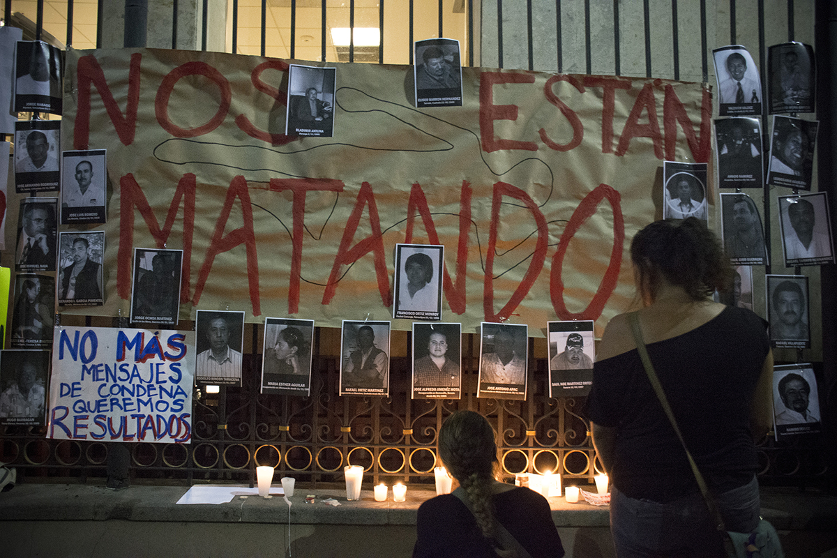 Falta profundidad a diagnóstico oficial sobre personas defensoras y periodistas en Puebla
