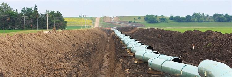 En Hidalgo, dos gasoductos parados por conflictos sociales