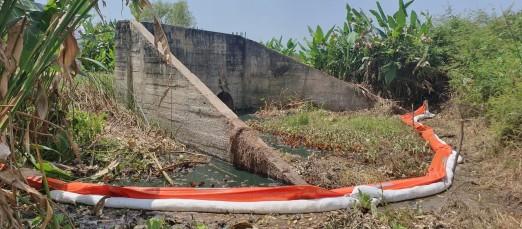 Grave, la fuga de hidrocarburo en Nacajuca: Protección Civil de Tabasco