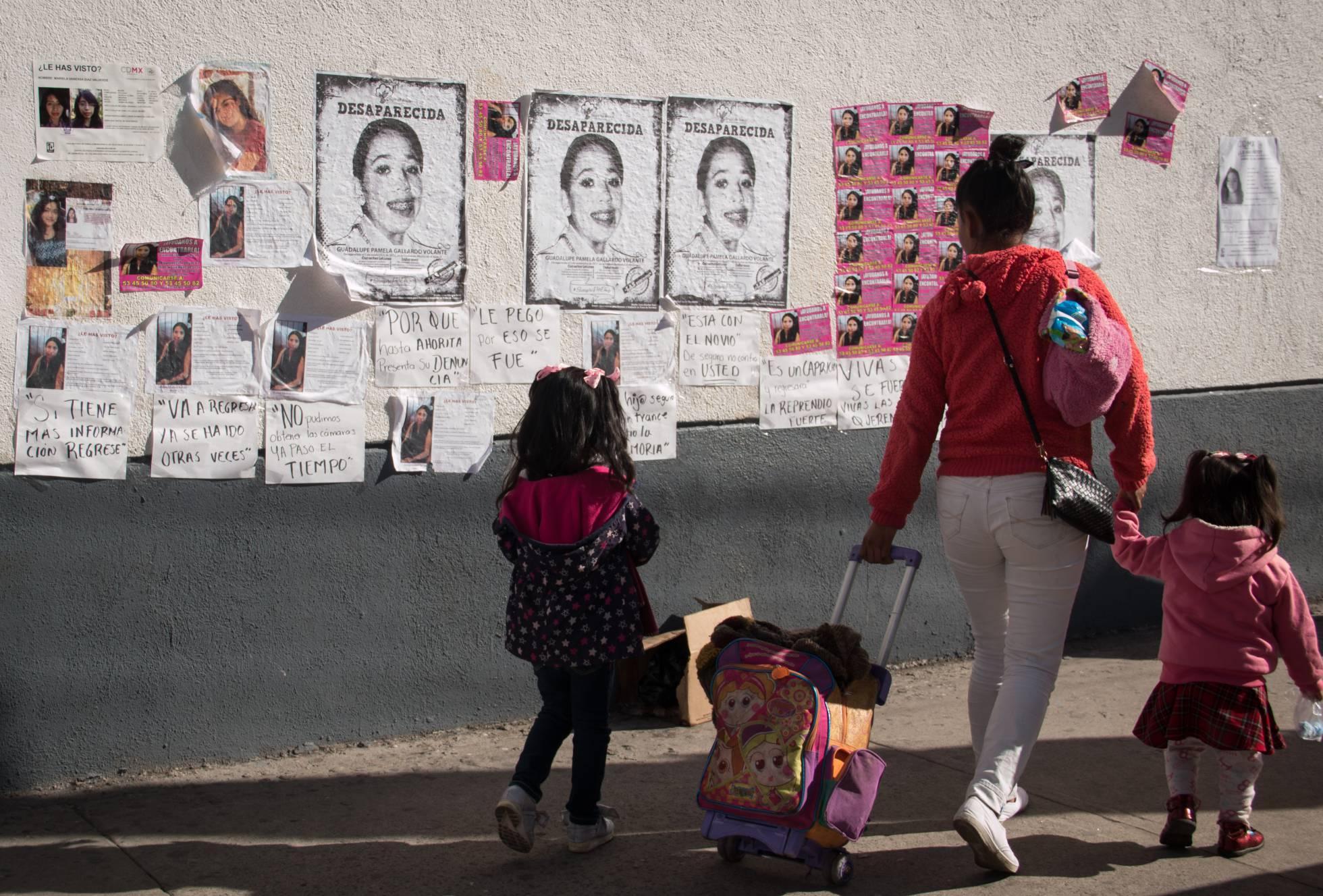 """""""Ciudad de México necesita una alerta por violencia de género, no más luminarias"""""""