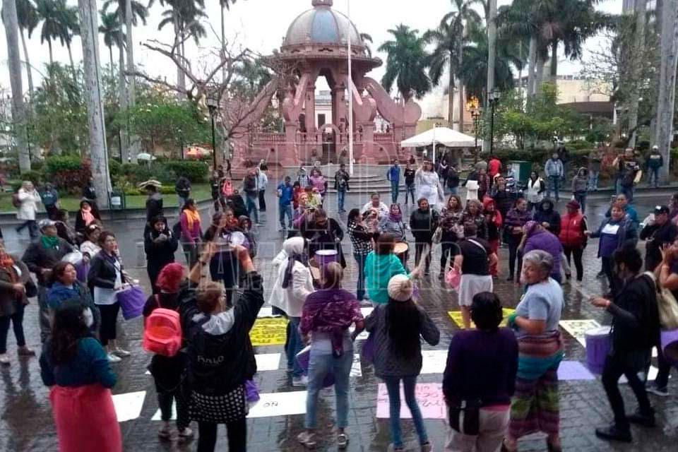 Actos de feministas son resultado de la indiferencia de las autoridades; afirman en Madero (Tamaulipas)