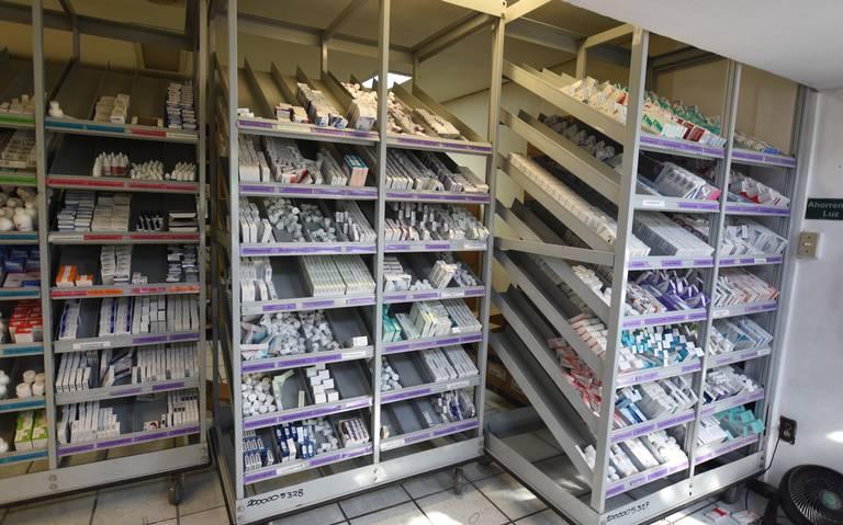 Que hay 40% de desabasto de medicinas (Querétaro)