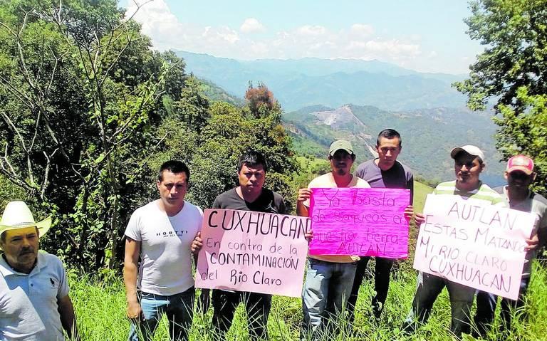 Niños con ronchas y granos en la piel por contaminación (Hidalgo)