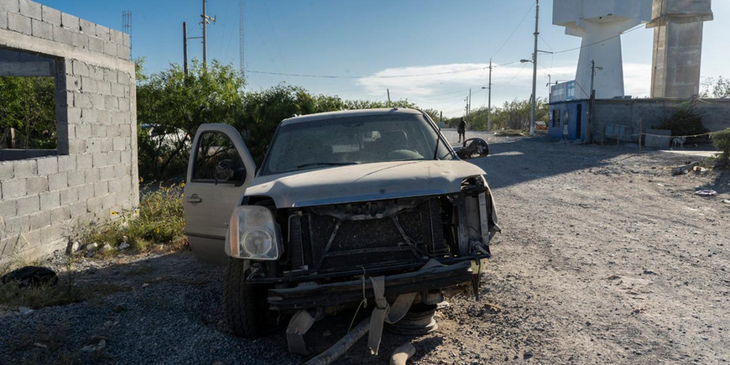 La guerra por la Laguna Madre (Tamaulipas)