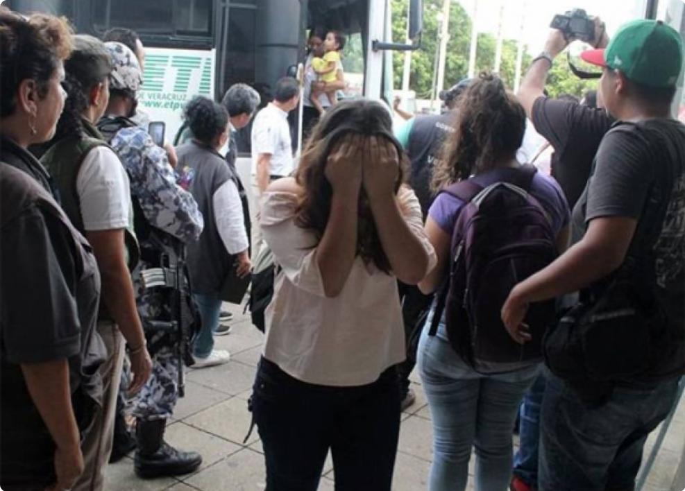 MSF: 45 % de los migrantes atendidos en noreste de México sufrieron violencia (Tamaulipas)