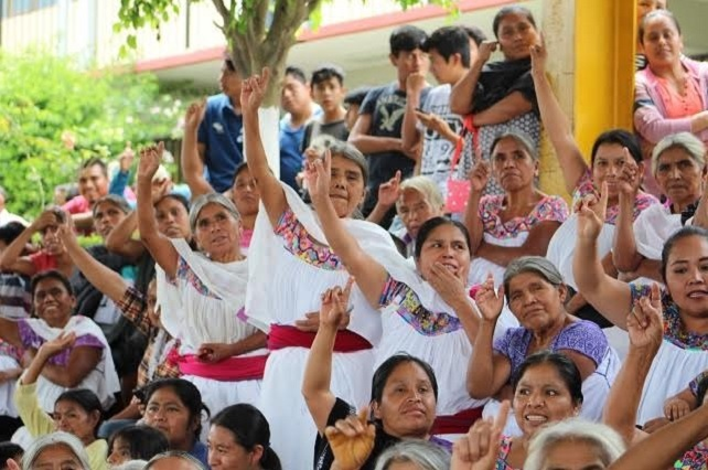 Organismos indígenas de Puebla ven simulación en consulta federal