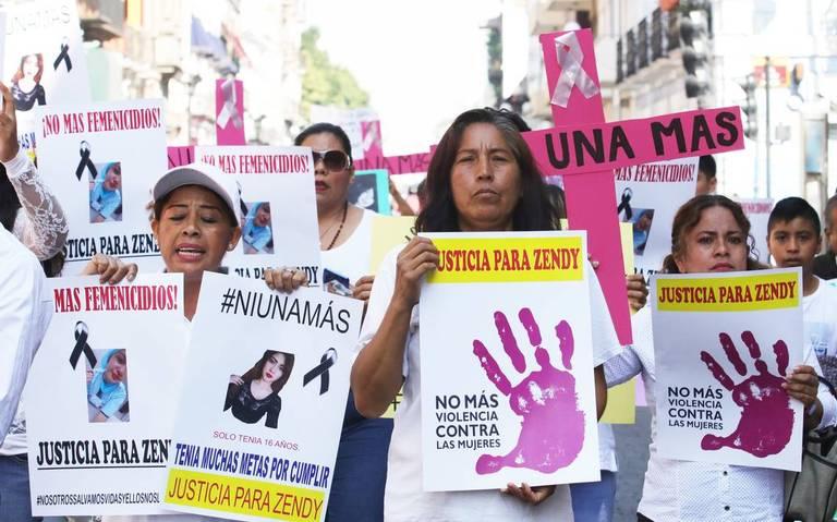 Han asesinado a 178 mujeres en Jalisco en 2019
