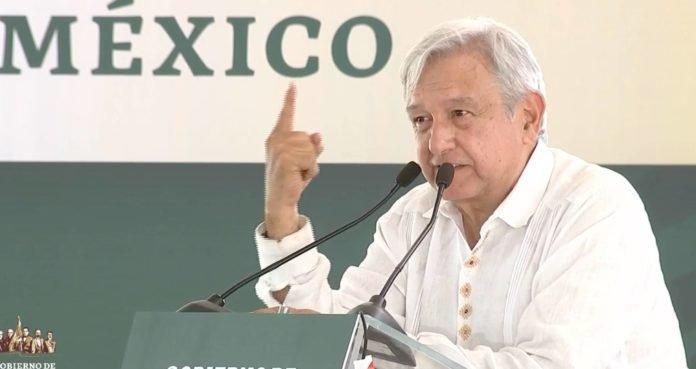 Ejidatarios de Tamaulipas acusan que un grupo de autodefensas los obliga a asistir a mitin de AMLO