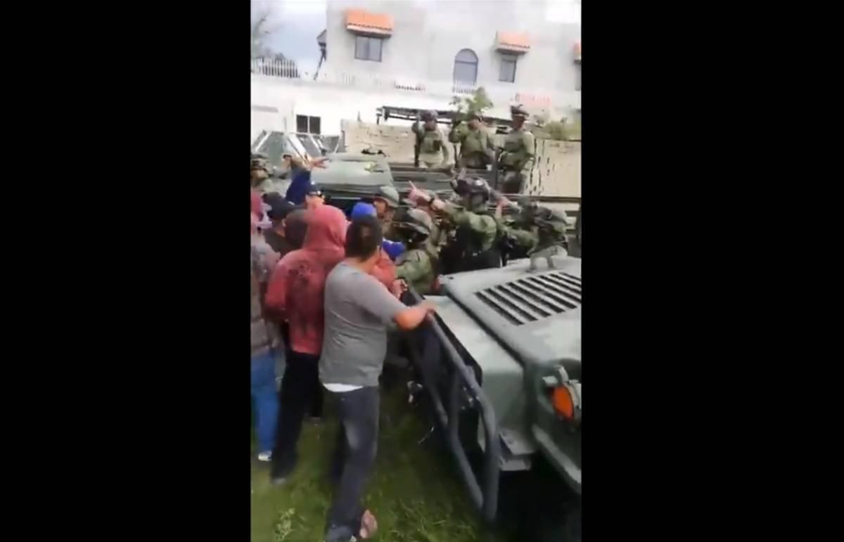 Muere joven herido por militares en Acajete, denuncian pobladores (Puebla)