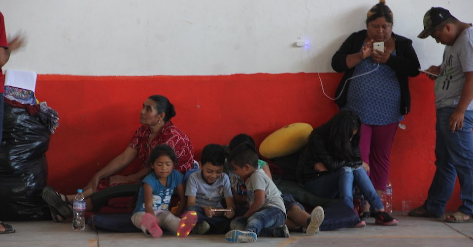 Guerrero concentra el 44% de desplazados en México