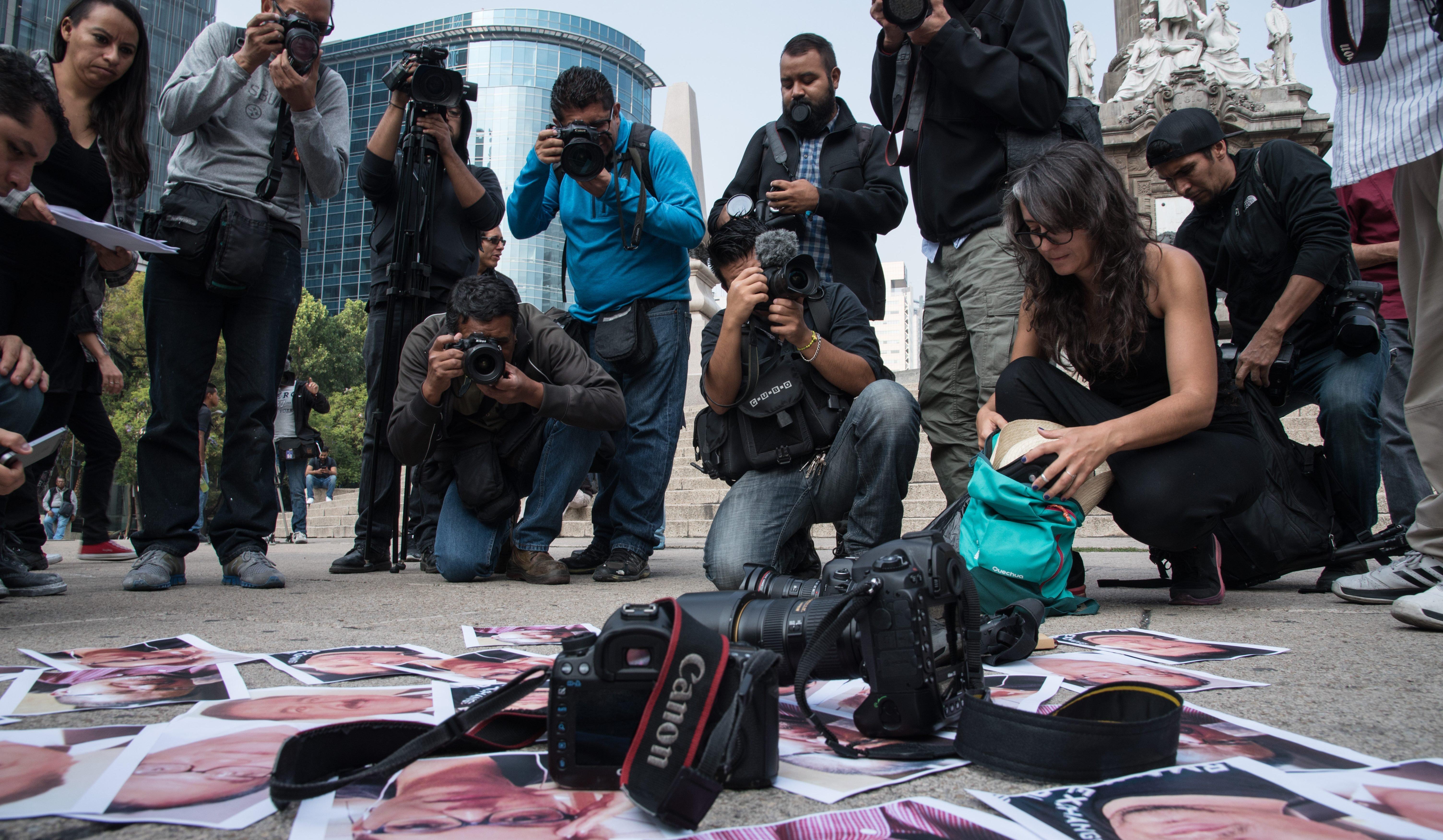 En 2019 han asesinado a 10 periodistas y agredido a 249: Artículo 19