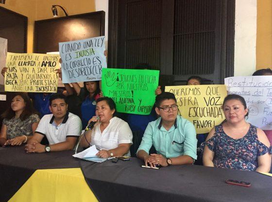 Docentes de Telebachillerato tomarían acciones más drásticas (Yucatán)