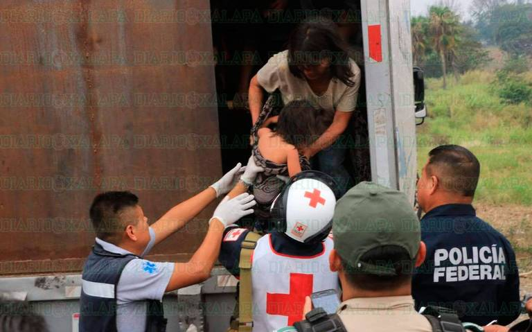 5 mil niños centroamericanos cruzan Veracruz al mes en busca del sueño americano
