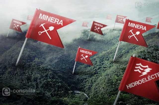Buscan explotar mina a cielo abierto en Guadalupe Victoria (Puebla)