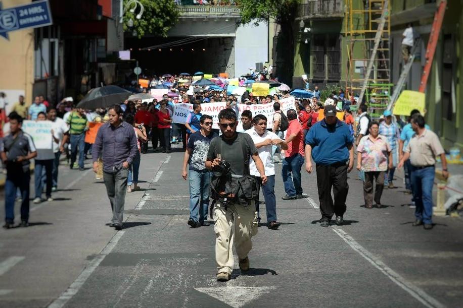 Simulan investigación en Veracruz por asesinato de Rubén Espinosa