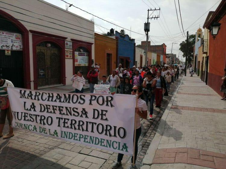 Activistas recolectarán firmas contra el proyecto minero en Cerro del Gallo (Guanajuato)