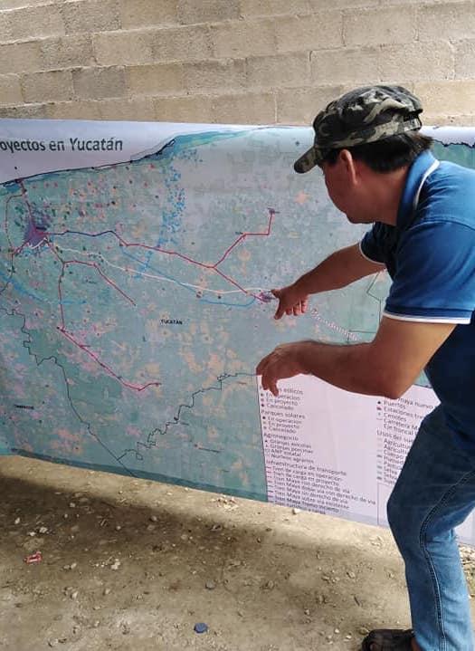 """Visitador agrario """"apoya"""" a un ejido en la venta de 2,000 hectáreas en Yucatán"""