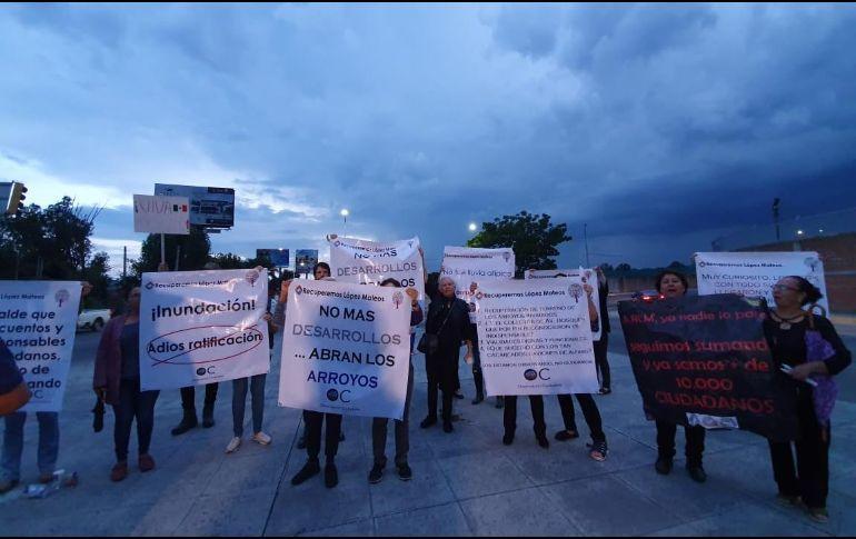 Vecinos de Santa Anita demandan acción contra inundaciones (Jalisco)
