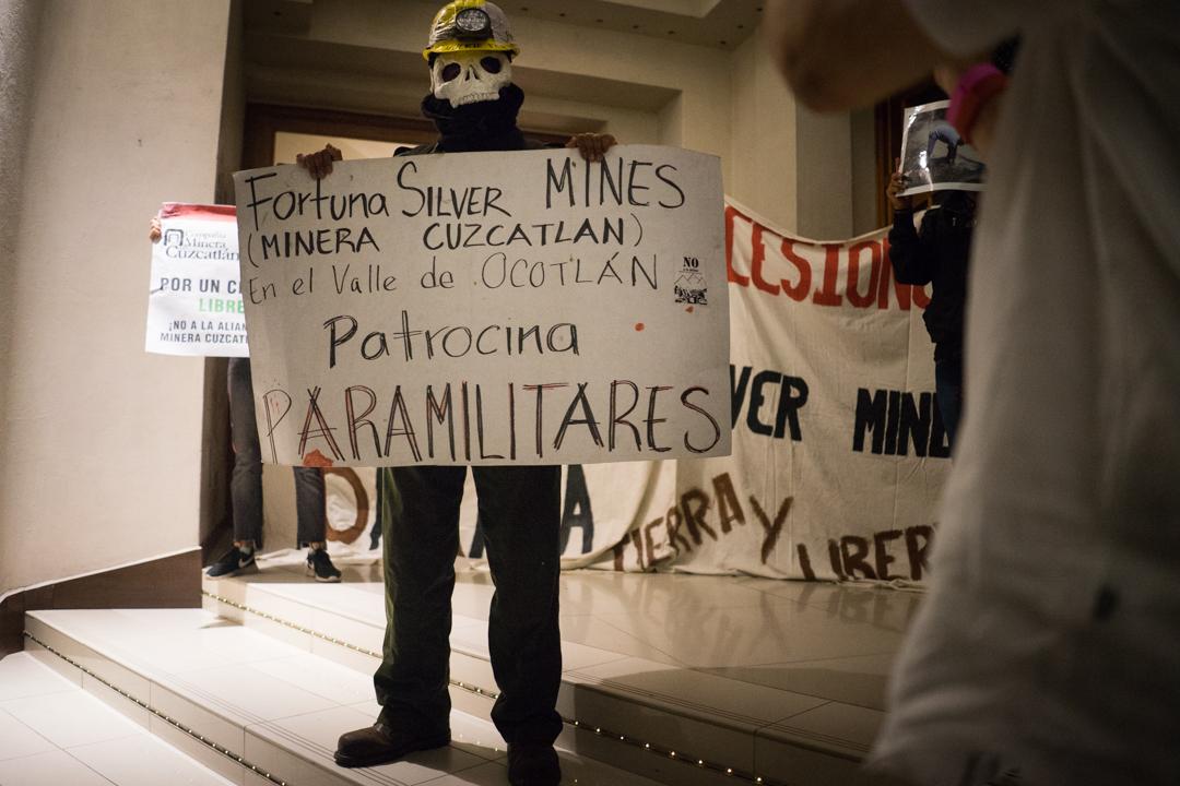 Minera Cuzcatlán y Oaxaca FilmFest, crónica de un boicot anunciado