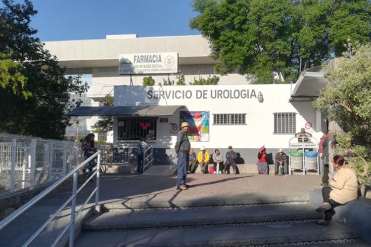 Rebasados, hospitales y laboratorios por Dengue (Jalisco)