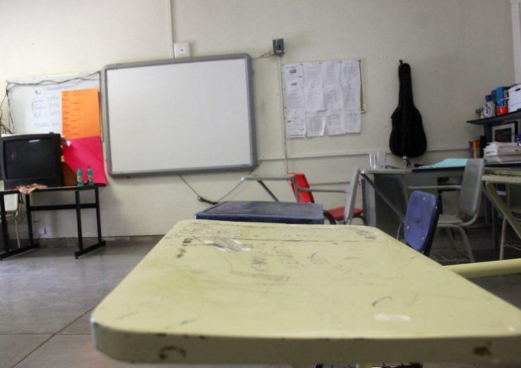 Sin propiedad de tierras 50 escuelas de Aguascalientes