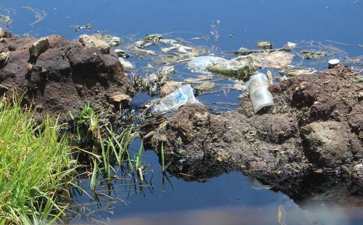 Sin control, lixiviados del relleno de Atlangatepec (Tlaxcala)