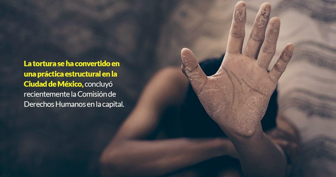 Carlos murió por tortura en el Reclusorio Norte, y como el de él más casos se acumulan en CdMx (Ciudad de México)