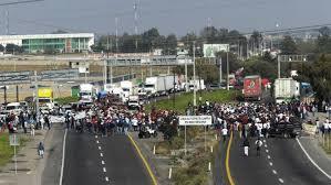 Chatarreros y recolectores de basura asfixian accesos a CDMX; van contra Ley de Reciclaje (Ciudad de México)