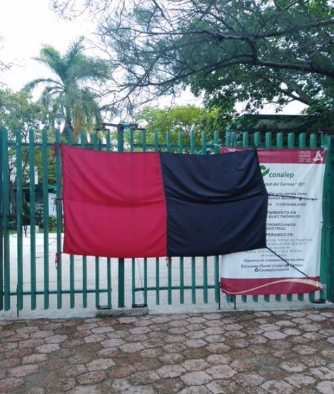 Califican huelga como improcedente y regresan a clases en Conalep (Campeche)