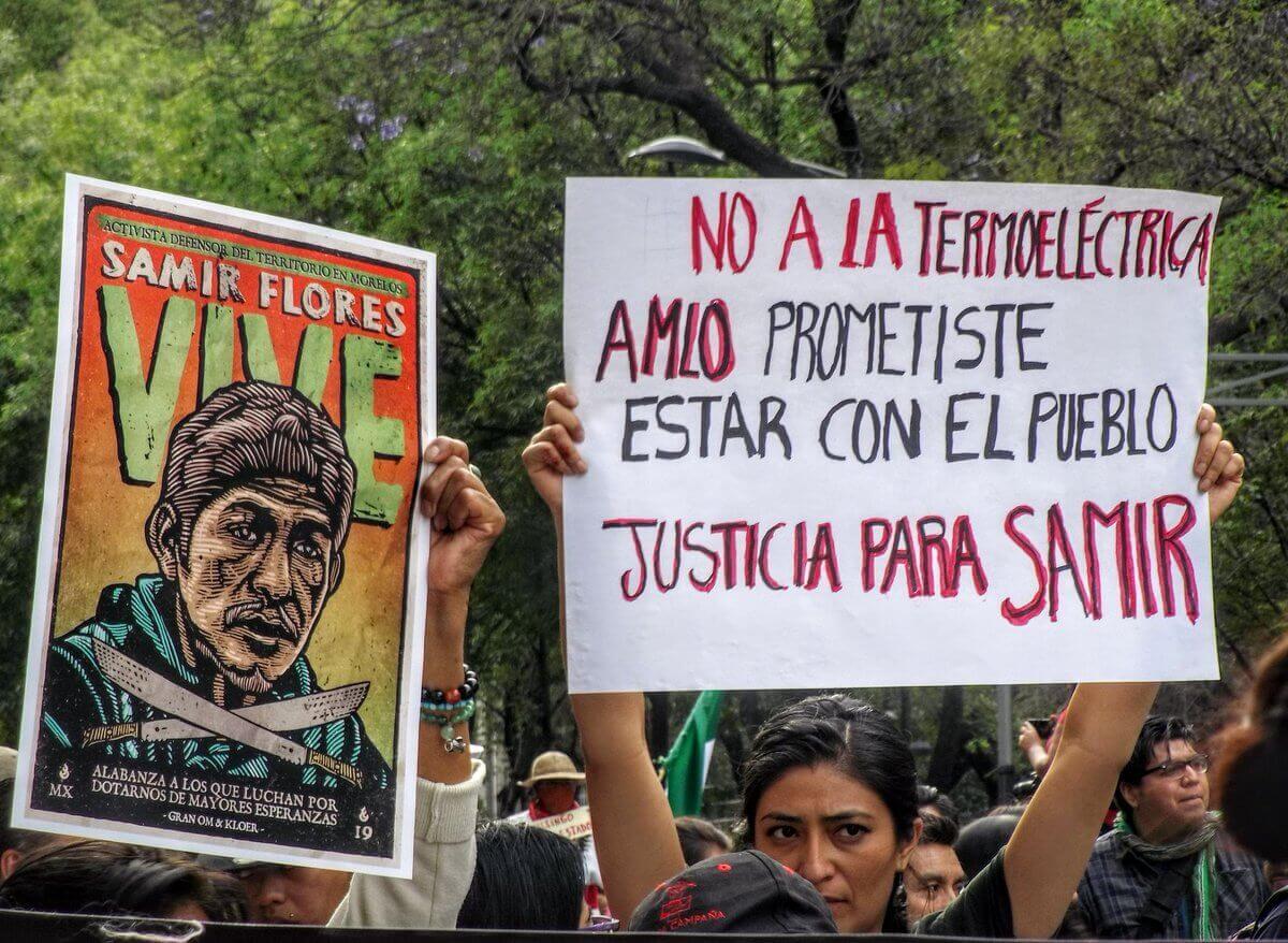 """Convocan a la Jornada de Lucha """"Samir Flores Vive"""" contra los megaproyectos (Morelos)"""