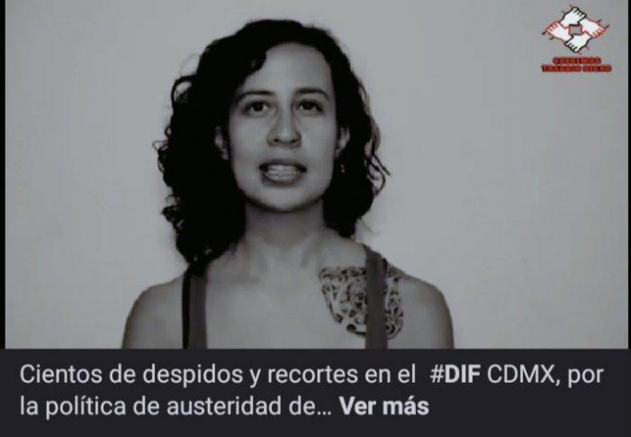 Los despidos en el DIF CDMX tienen rostro de mujer (Ciudad de México)