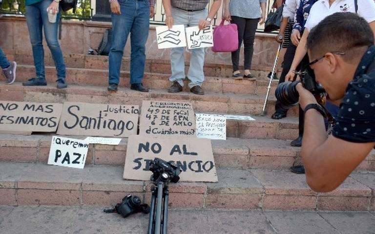 En Sinaloa: Periodistas bajo riesgo
