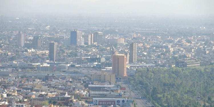 San Luis Potosí, una ciudad más contaminada que la CDMX
