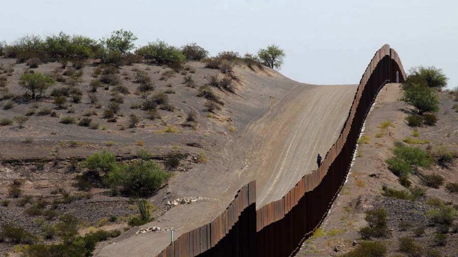 El muro cobra sus primeras víctimas; frontera de Sonora con Arizona