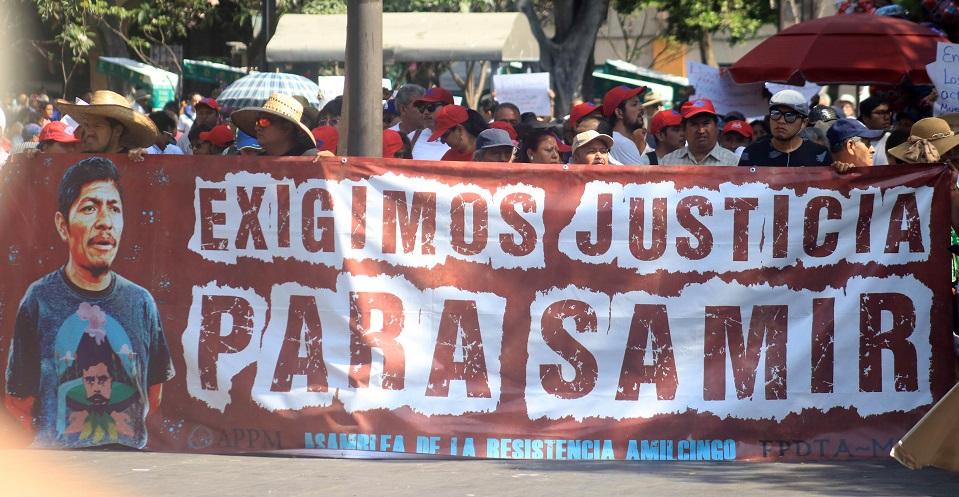 12 ambientalistas y defensores han sido asesinados este año; Oaxaca y Chiapas, los estados más peligrosos
