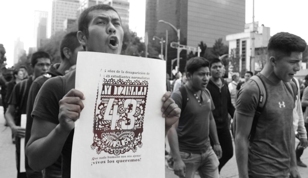 Ayotzinapa y el florecimiento de la memoria