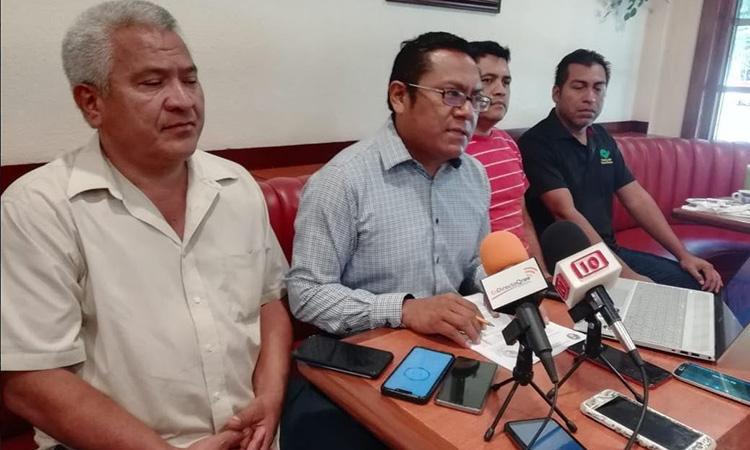 Maestros de Conalep de Cancún, de brazos cruzados; piden auditoría a director general