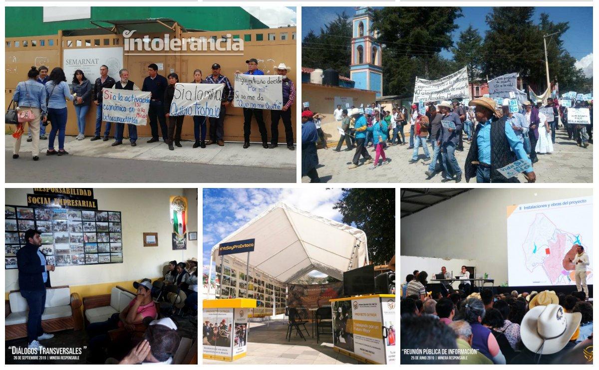 Acusa Consejo Tiyat Tlali irregularidades en Proyecto Ixtaca; Minera Gorrión responde (Pruebla)