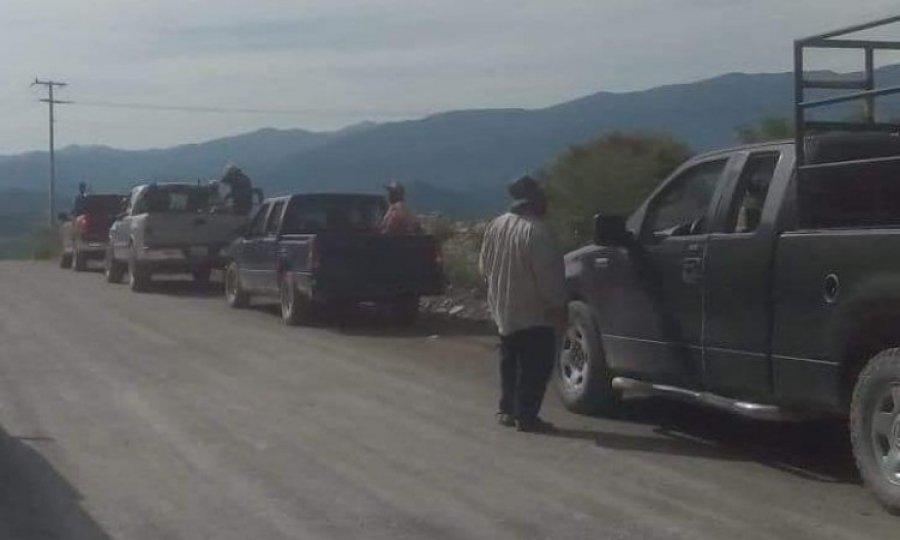 Miembros de la la zona minera de Cocula comienzan búsqueda del activista y líder obrero (Guerrrero)