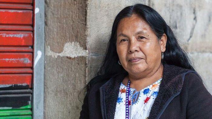 Mientras hayan megaproyectos en pueblos indígenas, seguiremos en resistencia, advierte Marichuy en Puebla