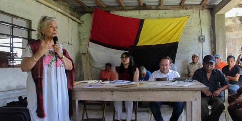 Mayas de Yucatán demandarán a gobierno por conflicto agrario