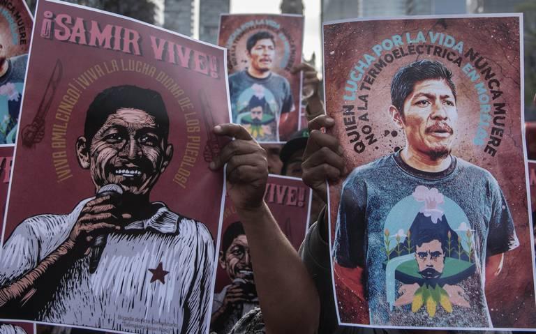 A casi 8 meses, nada en caso del activista Samir (Morelos)
