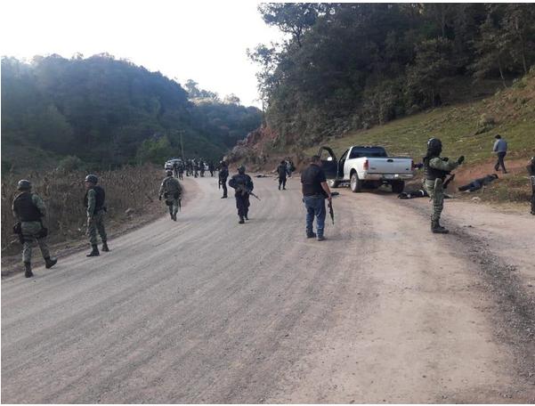 Un grupo de 500 sicarios de Los Ardillos sitiaron la comunidad Rincón de Chautla, Guerrero
