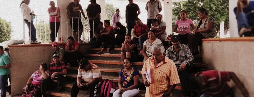 Desplazados de Zitlala y Leonardo Bravo cumplen un año sin hogar  (Guerrero)